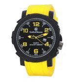 Smith&Wesson スミス&ウェッソン EGO 時計 ウォッチ 腕時計 SWW−LW6098 ラバーストラップ