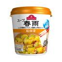 (ケース販売)トップバリュ カップ入スープ春雨 酸辣湯 27.4GX12個セット