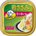 日本ペットフード ビタワングー 鶏ささみ さつまいも 100G