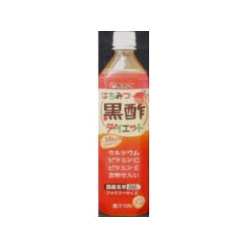 タマノイ ハチミツ黒酢ダイエット 900ML 12個セット【ケース販売】