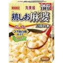 丸美屋 鶏しお麻婆豆腐の素 160GX10個セット