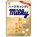 不二家 ミルキーハードキャンディミルク 80GX6個セット