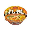 ヤマダイ 凄麺 札幌濃厚味噌ラーメン 162GX12個セット