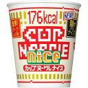 [在庫限り]【ケース販売】日清食品 カップヌードル ナイス 濃厚!ポークしょうゆ 57GX12個セット