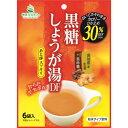 上野屋本舗 黒糖しょうが湯DF 15GX6袋