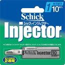 シック インジェクター 1枚刃 替刃 (10コ入) 男性用カミソリ
