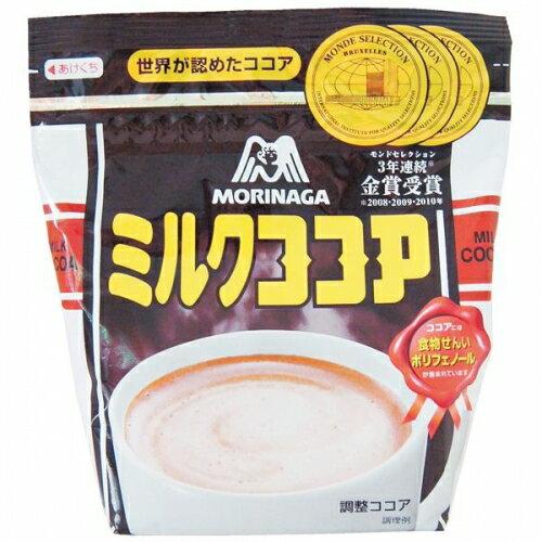 (ケース販売)森永製菓 ミルクココア 300GX5個セット