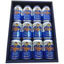 タイガービール 330ml缶 12本箱入り Tiger Gold Medal