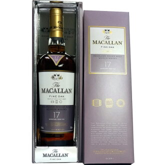 The McCarran Fine oak 17 years gift pack treasuring regular import goods