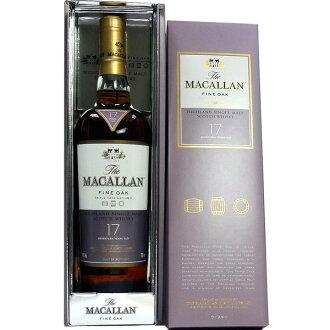 The McCarran Fine oak 17 years gift pack treasuring regular import goods