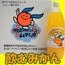 【あす楽】安心無添加!愛媛県明浜町の100%みかんジュース ムテンカ 1L 6本箱入り