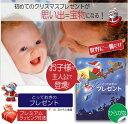 赤ちゃん クリスマスプレゼント 絵本 名入れ 思い出に残る贈り物 0歳児 オリジナル絵本「とっておきのプレゼント」