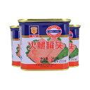 梅林火腿罐頭 ランチョンミート 味付け豚肉 340g×3点