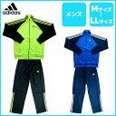 【30%OFF】【新】アディダス(adidas) メンズ ジャージ上下セット サッカーウェア/野球ウェア/テニスウェア/ランニングウェア/フィットネスウェア jpf69