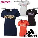 【30%OFF】adidas(アディダス) レディース SCドットTシャツ ランニングウェア/フィットネスウェア kbw37