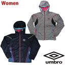 アンブロ(UMBRO) レディース ウィンドブレーカー ジャケット テニスウェア/ランニングウェア/フィットネスウェア ucs4543w