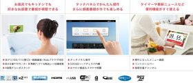 【22日(火)入荷・発送】パナソニックプライベートビエラ10V型ネットワークディスプレイ付500GBHDDレコーダーUN-10T5-K[ブラック]