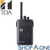 TOA トーア ワイヤレスガイド携帯型送信機WM-1100