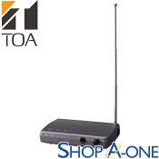TOA トーア ワイヤレスガイド卓上型受信機WT-1110