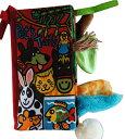 布絵本 仕掛け絵本 Softbook Pet's Tails