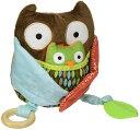 【ゆうメール送料無料!】出産祝い・プチギフトに♪SKIP HOP Hug and Hide Activity Toy, Owl
