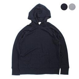 Baxter Ratcliff / ウール ハイゲージニットパーカー L/S Hood Wool Sweater Flatlock 全2色【送料無料】【売れ筋】