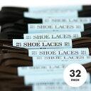 靴ひも 靴紐 蝋引き コットン This is... (ディスイズ)/ Waxed Dress Shoelaces - 32inch ロウ引きシューレース【6点...