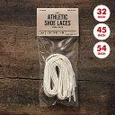 靴ひも コットンシューレース /This is...(ディスイズ)All-Cotton Athletic Shoelaces 3サイズ【6点以上でDM便送料無料...