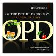 英語教材 Oxford Picture Dictionary の音声CD CD4枚組 (CD単品 テキストはありません オックスフォード ピクチャーディクショナリー 英語 CD ネイティブ音声 リスニング 教材 )