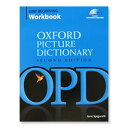 Oxford Picture Dictionary Low Beginning Work Book CD付 オックスフォード ピクチャー ディクショナリー CD付 問題集 ワークブック 英語教材