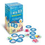 知育玩具 英語の足し算練習ゲーム「I Sea 10!」 アメリカの知育教材 英語教材 知育 おもちゃ 女の子 男の子 幼児 子供 キッズ 子供英語 幼児英語 算数 英語 3歳 4歳 5歳 6歳 7歳 小学生 子供用 英語 英会話