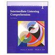 英語教材 Intermediate Listening Comprehension CD付 (英語 TOEIC TOEFL リスニング 教材 英文読解 留学 CD )