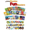 英語 絵本 Phonics Fun Readers Full Set 25冊 CD付 購入者特典Go...