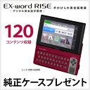 カシオ EX-word RISE エクスワード ライズ XDR-A20RD