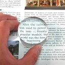 ルーペ デスクルーペ No.1885 [ポイント5倍] 置くだけで明るく倍率4倍に拡大 拡大鏡 日本製 ルーペ アクリル レンズ 誕生日 ギフト プレゼント