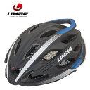 【送料無料】LIMAL リマール ULTRALIGHT+ マットブラック/ブルー ヘルメット
