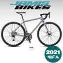 【2021年モデル】JAMIS(ジェイミス) RENEGADE S4(レネゲイドS4)Smoke【プロの整備士による整備組付済】シクロクロスバイク