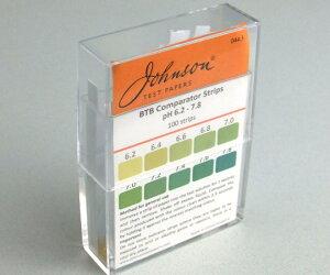 アズワン pH試験紙 PPスティックタイプ 044.3 pH測定領域6.2- 7.8 100枚入 (1-1746-10)(メール便)