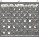サキ ウォールポケット W-419 GR カレンダーポケット (Sサイズ) グレー 日本製 SAKI