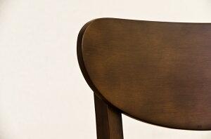 【送料無料】ダイニングチェアーいす・チェアーダイニングチェア木製AMANDAダイニングチェアー2脚セットダイニング北欧インテリアイス【椅子いすミッドセンチュリーモダンシンプルブラウンナチュラル家具通販楽天新生活】05P30May15