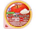 ハウス食品 介護食 区分3 やさしくラクケア まるで果物のようなゼリー りんご 60g (区分3 舌でつぶせる) 介護用品