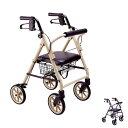竹虎 コンパクト歩行車ハッピーミニ(折たたみ式 座席付き歩行器 コンパクト) 介護用品