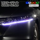LEDテープ 側面発光 高輝度SMD 60cm/60LED 6mm幅ベース:ブラック(黒)ホワイト(白)側面,薄型,LEDテープライト,テー...