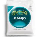 MARTIN / マーティン弦 Banjo Nickel Wound/4-String Tenor V720【バンジョー弦】【テナー,4弦】
