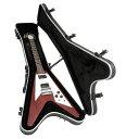 SKB Flying V Hardshell Guitar Case 【1SKB-58】【エレキギター用】【ハードケース】【フライングV用】【WEB限定】【送料無料】