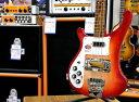 Rickenbacker リッケンバッカー4003S Fireglo Left Hand (S/N,17-32760)【レフティー・左利き用】【ファイアグロー】【送料無料】【旧..