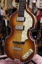 "Hofner ヘフナー Vintage 61 ""Cavern Bass【チョイ傷アウトレット特価!!】【ポール・マッカートニー】【キャバーン】【バイオリン・ベー..."