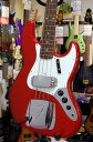 Fender USA Custom Shop TBC 1964 Jazz Bass N.O.S Candy Apple Red (S/N,R70159) 【チョイ傷アウトレット特価!!】【フェンダー】【カ..
