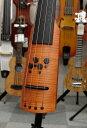 NS Design CR D.Bass 4st Amber 【4弦】【アップライトベース】【マグネットピックアップ搭載】【専用ギグバッグ付属】【送料無料】