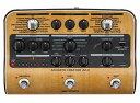 ZOOM ズームAC-3 Acoustic Creator【アコースティック用】【D.I.】【プリアンプ】【送料無料】